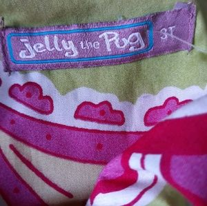 Jelly The Pug Dresses - NWTS DESIGNER 🌷JELLY THE PUG🌷PARTY SUN DRESS🌷3T